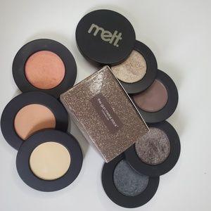 Melt Cosmetics Gun Metal Stack plus singles